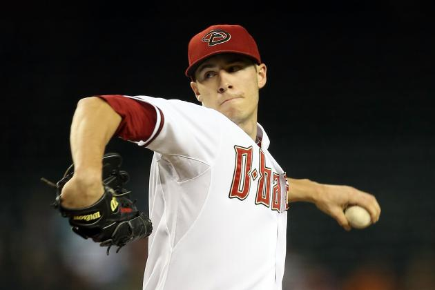 Projecting Arizona Diamondbacks' 5 Man Rotation for 2013