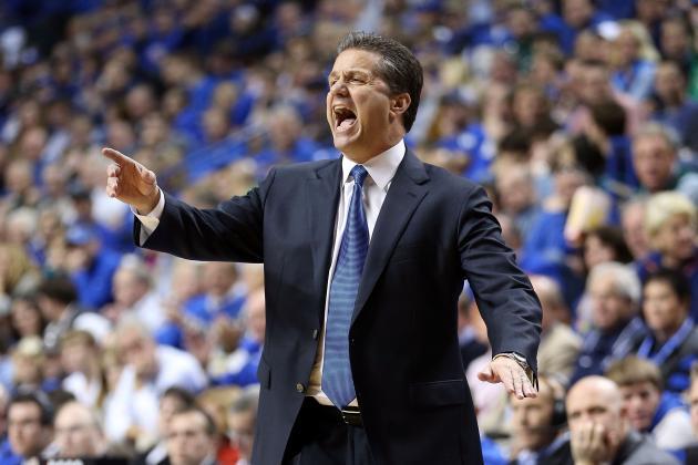 Kentucky Basketball: The 5 Biggest Roadblocks to an SEC Title
