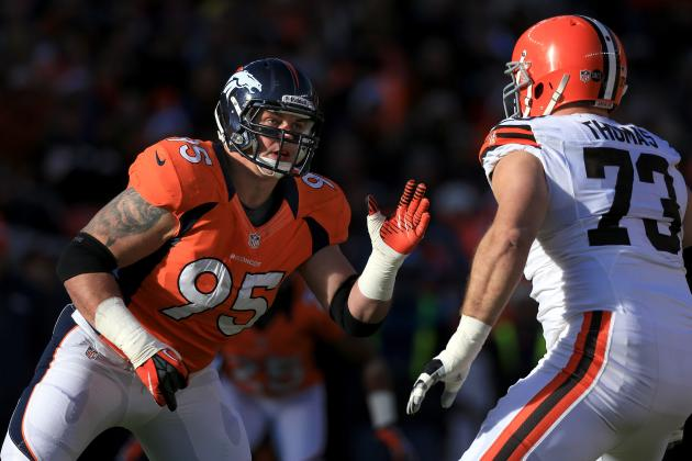 Re-Grading Denver Broncos' 2012 Rookies at the End of the Regular Season