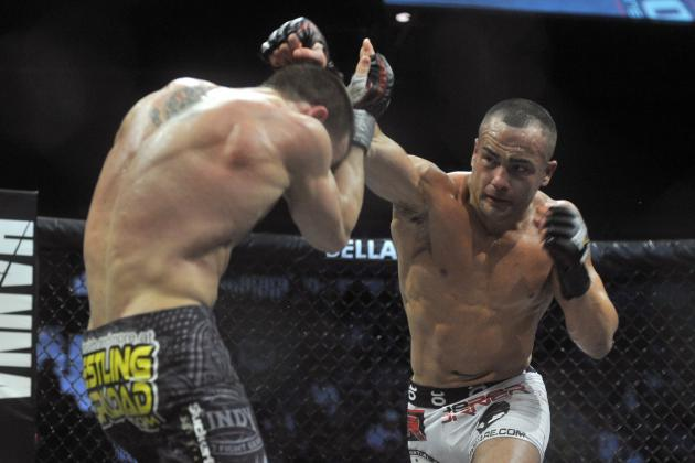 UFC: 5 Possible Opponents for Eddie Alvarez in His UFC Debut