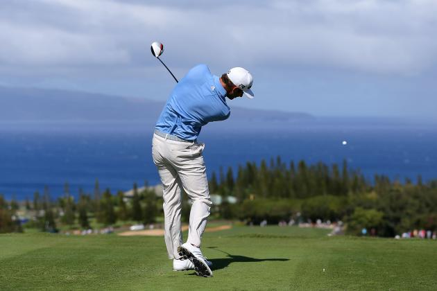 Tournament of Champions 2013: Winners and Losers from PGA Opener in Kapalua