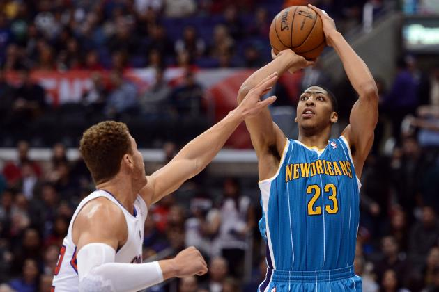 Ranking Anthony Davis Among the Most Impressive Rookies in Hornets History
