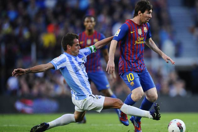 Why Malaga vs. Barcelona Is the Game to Watch in La Liga This Weekend