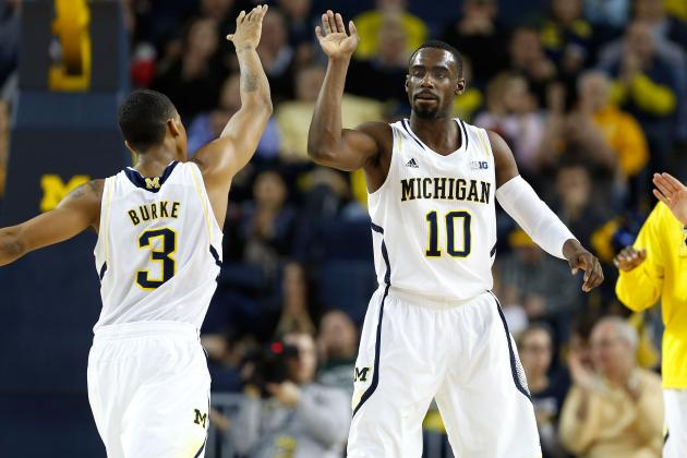 Ohio State vs. Michigan: Ranking the NBA Potential of Each Starter