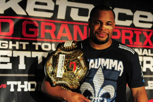 What's Next for Top 'UFC Bound' Strikeforce Stars?