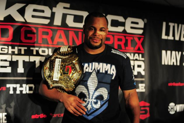 Strikeforce: Daniel Cormier vs. Dion Staring Head-to-Toe Breakdown