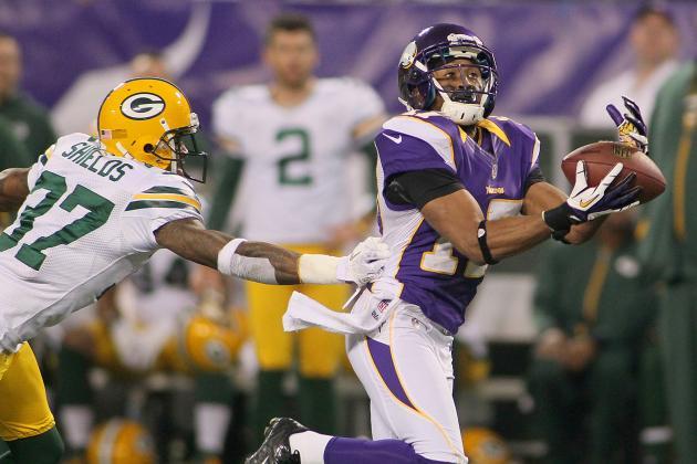 Re-Grading the Minnesota Vikings 2012 Rookies at the End of the Regular Season