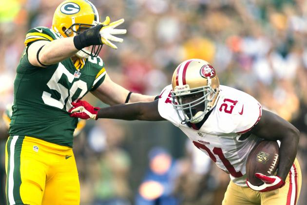 Packers vs. 49ers: 7 Reasons San Francisco Will Get by Green Bay