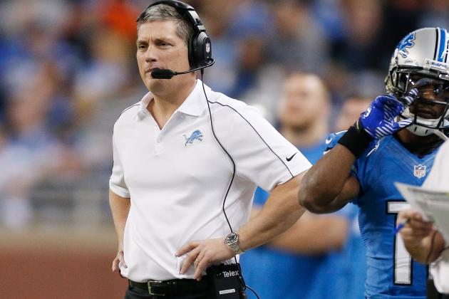 Keep, Trade or Cut Every Player on the Detroit Lions' Roster