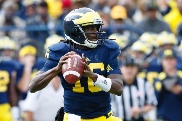 Michigan Football: 5 Departing Wolverines Who Will Be Toughest to Replace