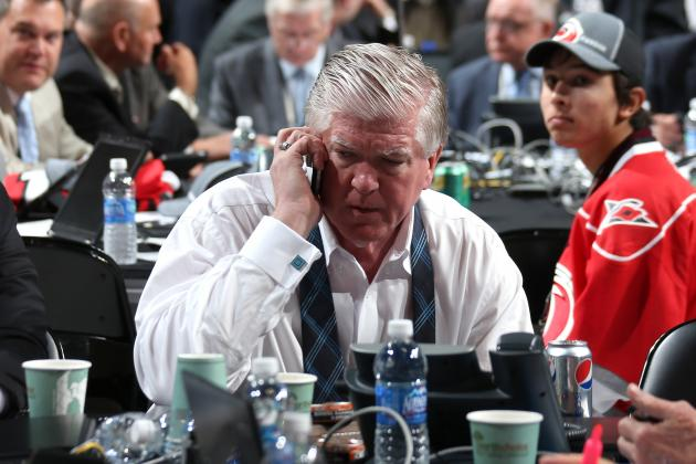 Brian Burke Fired: Ranking His 5 Biggest Mistakes as Toronto Maple Leafs GM