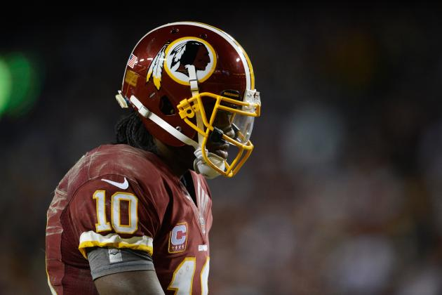 Best- and Worst-Case Scenarios for RG3 and the Washington Redskins
