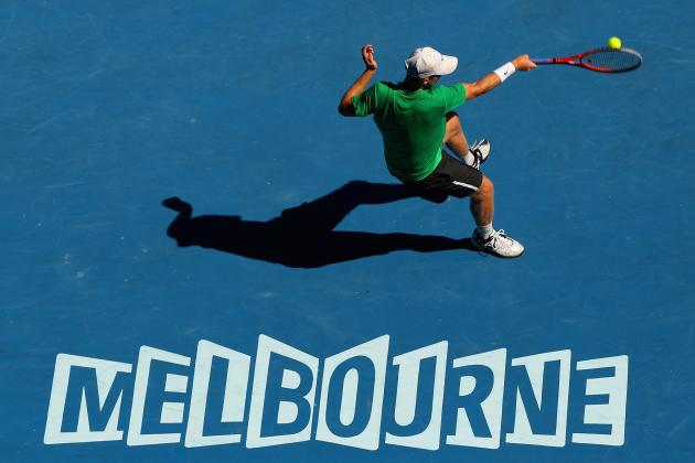 Australian Open 2013: Breaking Down Top 8 Wild-Card Players in Men's Draw
