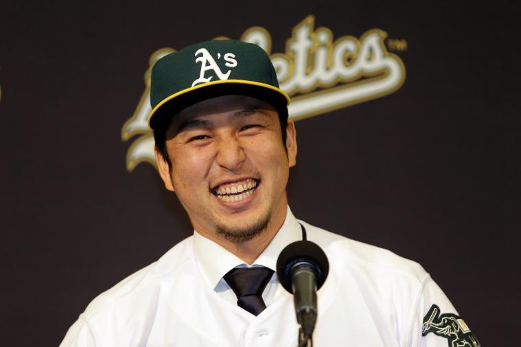 8 Things Oakland Athletics Fans Need to Know about Hiroyuki Nakajima