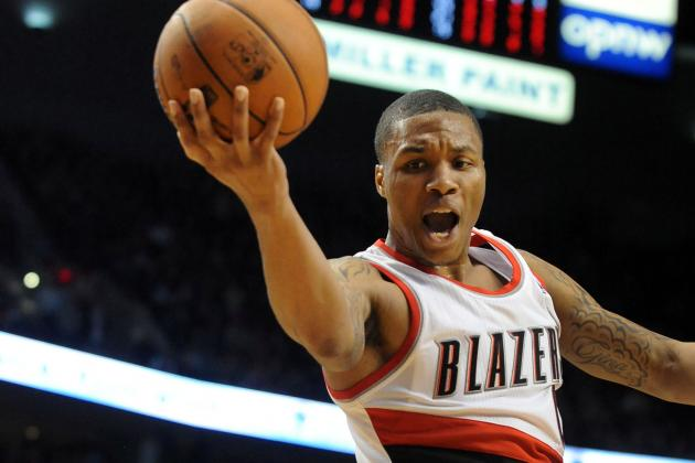 NBA Rookie Stock Watch: Is Anyone on Par with Damian Lillard?