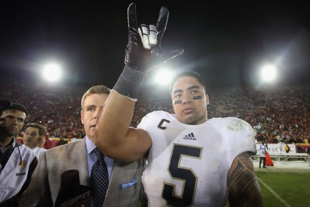 Notre Dame Football: Players Irish Will Miss the Most in 2013