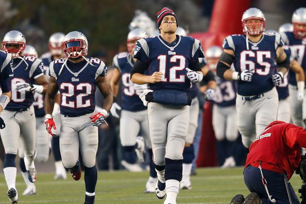 Reflecting on the 6 Defining Moments of the New England Patriots' 2012 Season