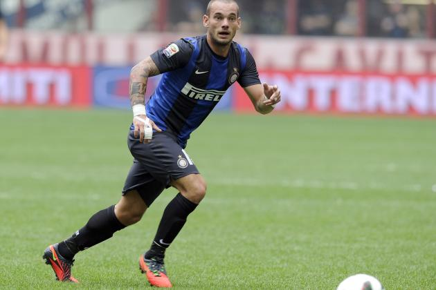 Wesley Sneijder: Latest News on the Inter Milan Star