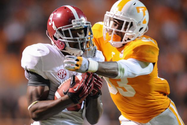 Tennessee Volunteers Football: 4 Recruits Most Likely to Start as Freshmen