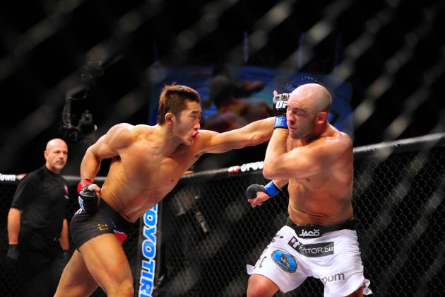 Dong Hyun Kim vs. Siyar Bahadurzada: Head-to-Toe Breakdown