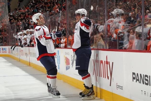 Washington Capitals: Predicting Their Starting Lineup for the 2013 NHL Season