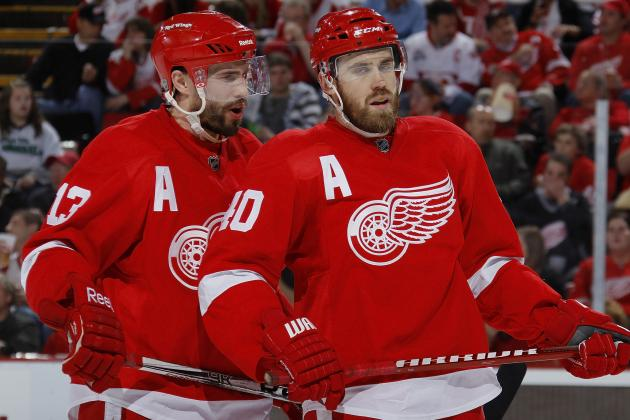 2013 NHL Season: 5 Items the Detroit Red Wings Need to Address