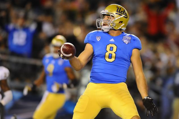 UCLA Football: 5 Most Important Position Battles in 2013