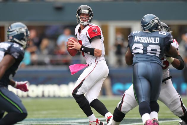 Seattle Seahawks vs. Atlanta Falcons: 10 Players to Watch