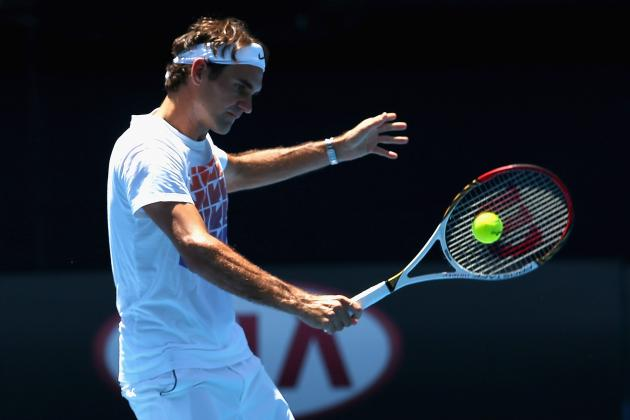 Australian Open 2013 Draw Results: Breaking Down Seedings and Brackets
