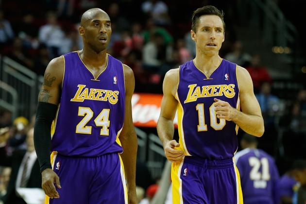 Power Ranking L.A. Lakers' 5 Best Three-Point Shooters