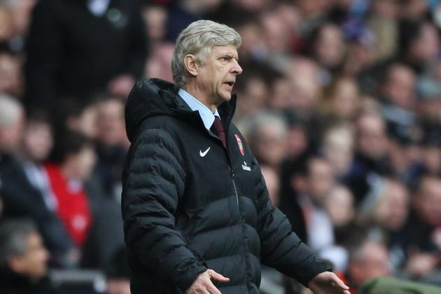 Arsenal Transfers: 5 January Signings Who Could Save Arsene Wenger's Job