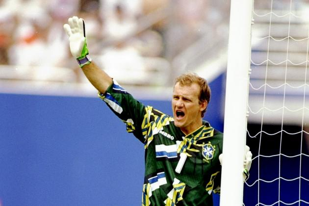 Ranking Brazil's 10 Best Goalkeepers of All Time