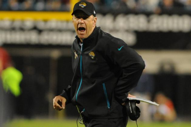 4 Ways Jaguars Can Re-Tool Franchise After Firing Mike Mularkey