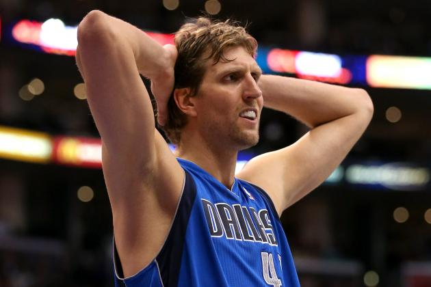 NBA Teams That Would Move on Dirk Nowitzki If Mavericks Shopped Him