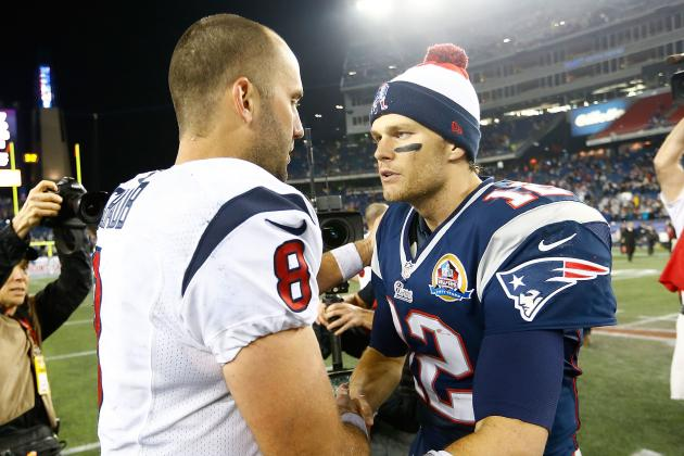 Texans vs. Patriots: Who Has the Edge at Every Position?