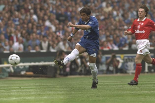 Great Chelsea Goals from the 1990s