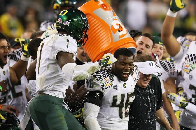 Why Oregon Is the Only Team That Can End Alabama's Dynasty