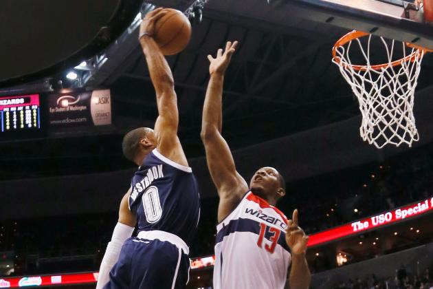Our Definitive Wishlist for the NBA Slam Dunk Competition Team