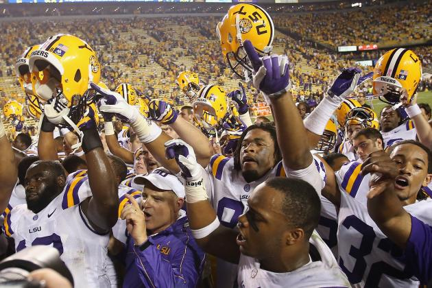 SEC Football: Every Team's Best- and Worst-Case Scenario for 2013