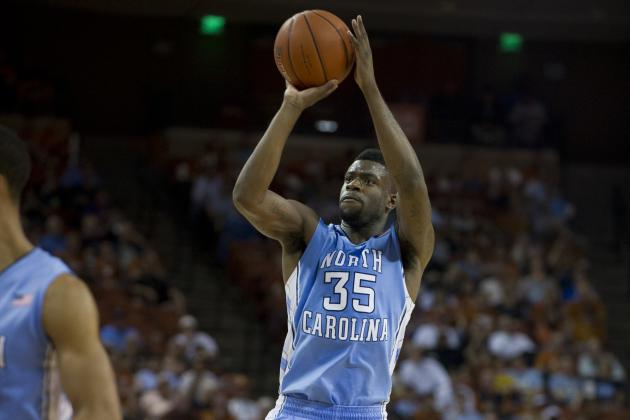 Who's More Important to North Carolina, James Michael McAdoo or Reggie Bullock?