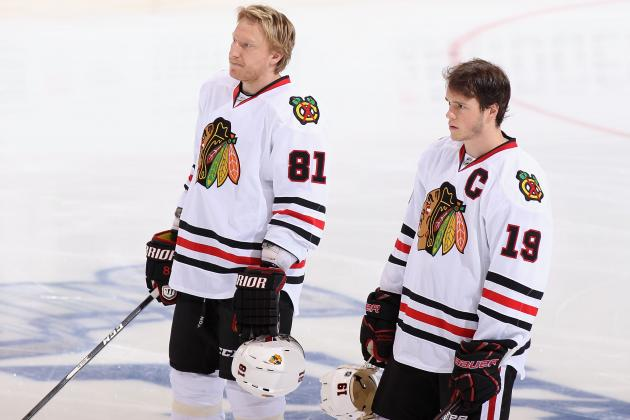Chicago Blackhawks: 5 Most Important Players Heading into Season