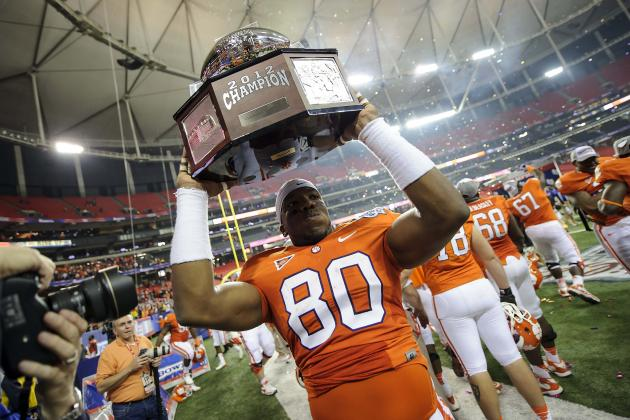 Top 10 Best College Bowl Games of the 2012-13 Season