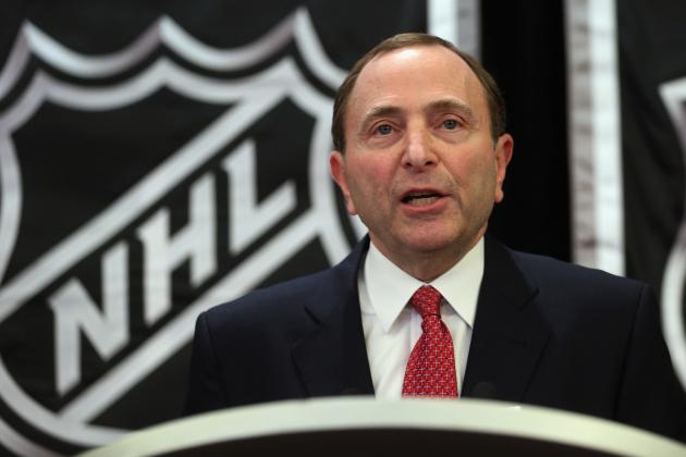 Why Gary Bettman Should Quit Apologizing About the NHL Lockout
