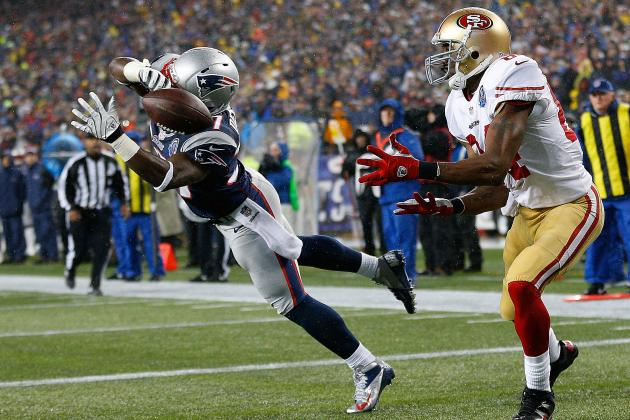Grading Top New England Patriots Rookies for the 2012 Season
