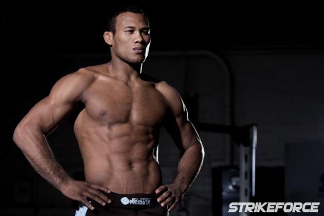 Ronaldo 'Jacare' Souza vs. Ed Herman: Head-to-Toe Breakdown