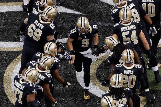 Keep, Trade or Cut Every Player on New Orleans Saints' Roster