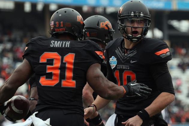 Oklahoma State Football: 5 Bold Predictions for the Cowboys in 2013