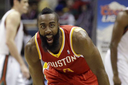 The Best and Worst of Houston Rockets James Harden So Far