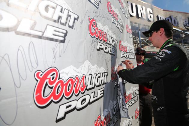 Ranking NASCAR Fans' Favorite Beers