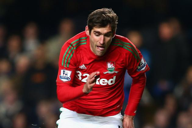 Why Danny Graham Would Be Mad to Leave Swansea for Touted Destinations